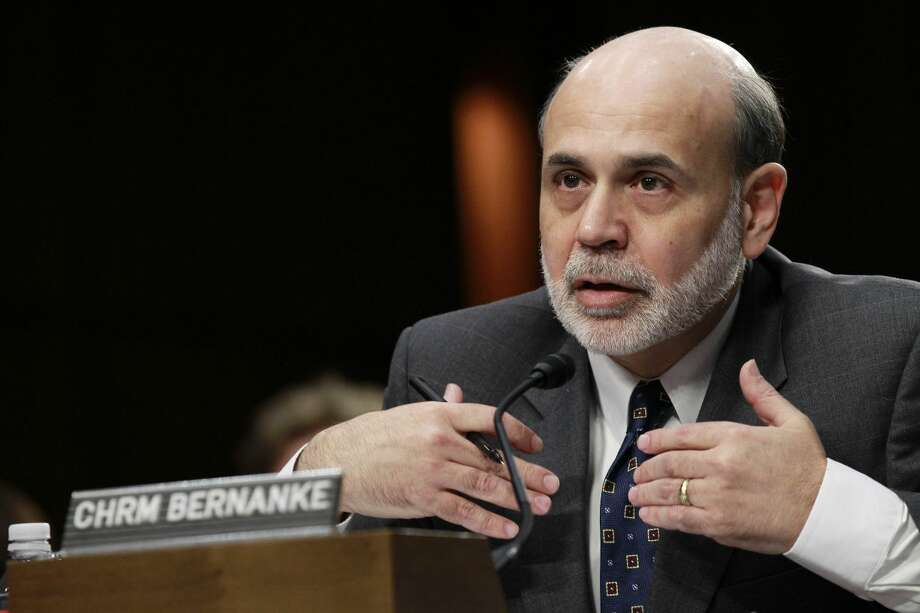 In this Jan. 7, 2012 file photo, Federal Reserve Board Chairman Ben Bernanke testifies on Capitol Hill in Washington, before the Senate Budget Committee. Bernanke says data that show the U.S. economy in recovery doesn't fully capture the tough times felt by many. (AP Photo/Alex Brandon, File)