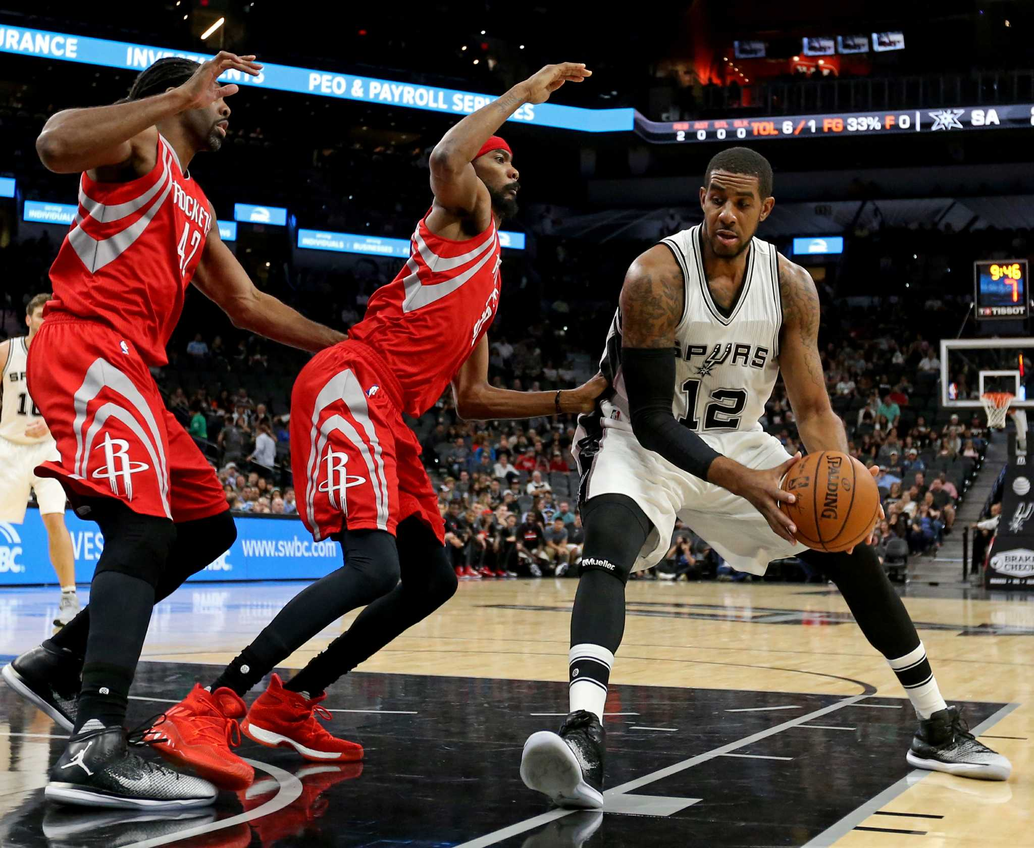 Preview  Rockets at Spurs - Houston Chronicle 07fc3e73c