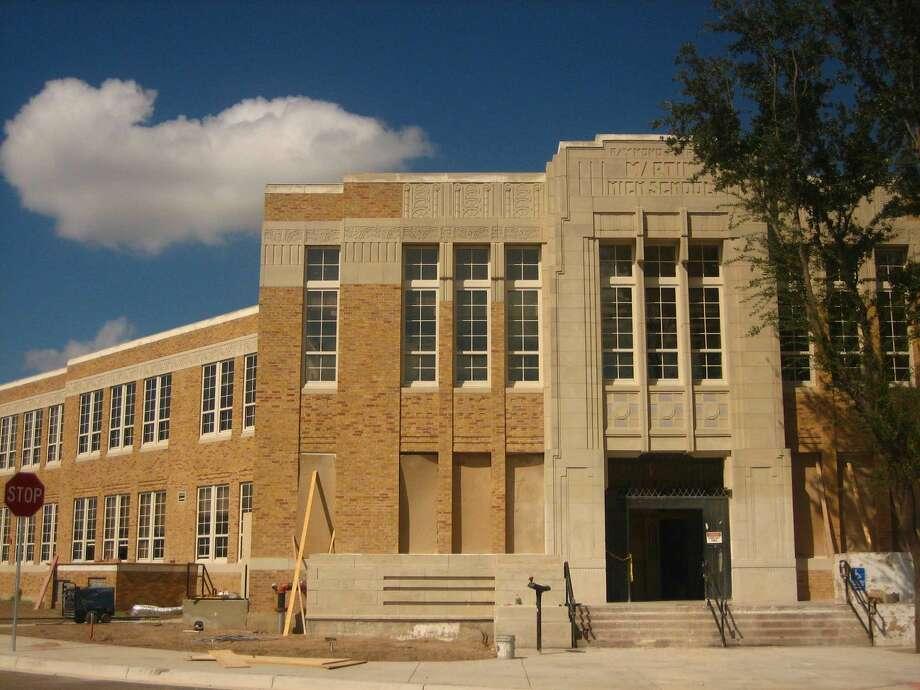 9. Martin High SchoolAverage SAT Total Score: 1165Average ACT Composite Score: 17.2SAT/ACT Participation Rate: 41.0College Readiness Percentile: 2.4State Rank: 1305
