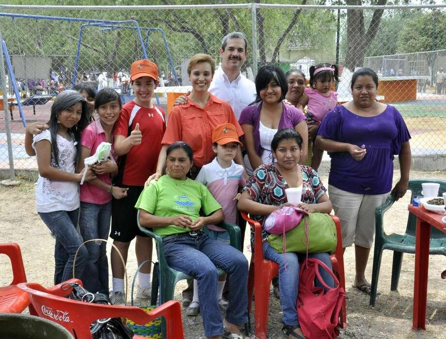Familias que acudan a los parques de Nuevo Laredo, México, durante el Domingo de Pascua, podrán disfrutar de un programa artístico. (Foto de cortesía).
