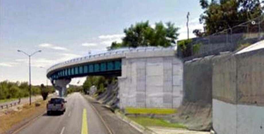 La imagen muestra una proyección de lo que será la obra para interconectar la calle Madero con el Boulevard Colosio, según lo dio a conocer el Gobierno de Nuevo Laredo, México. (Foto de cortesía)