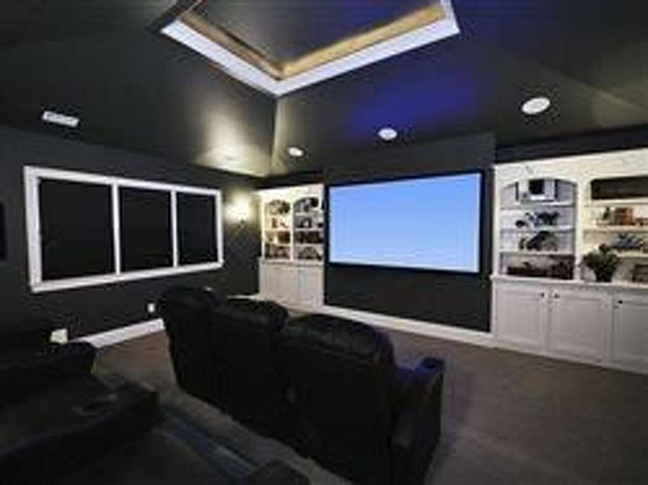 Award-winning interior designer reveals 5 ways to a must-have media room
