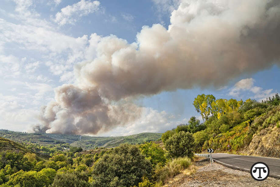 A wildfire hundreds of miles away can be a threat to your health—but there are steps you can take to protect yourself. (NAPS)