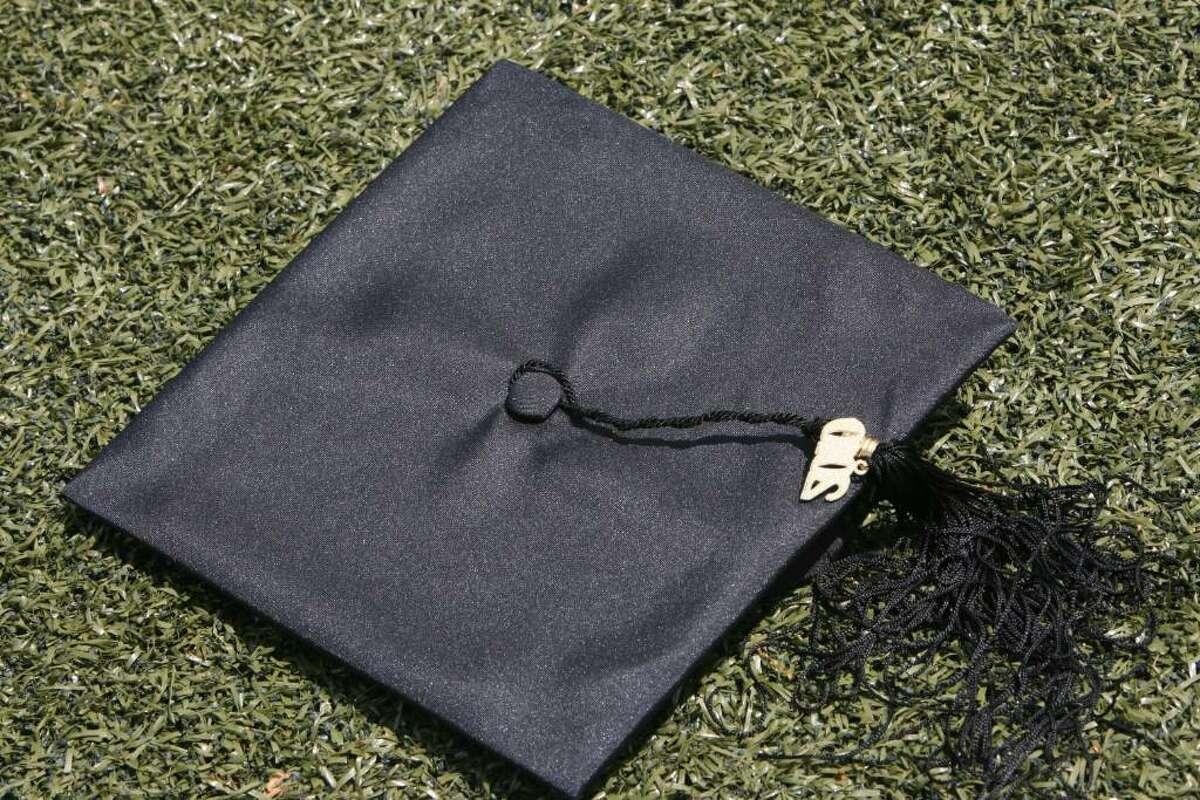 Sacred Heart University holds commencement on Sunday, May 16, 2010.