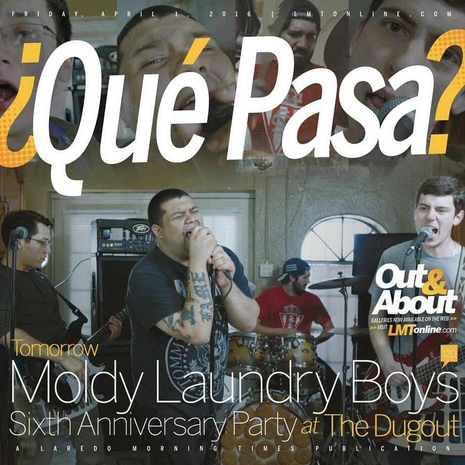 The Moldy Laundry Boys are set to celebrate six years of keeping punk alive in Laredo this Saturday at The Dugout.