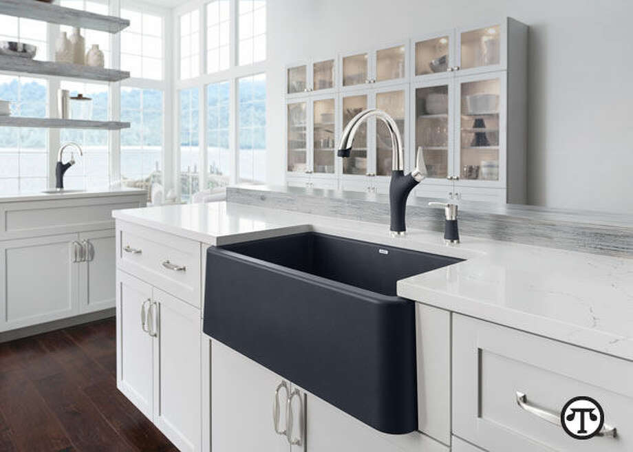 From farm to city: The rural and rustic—farmhouse tables, reclaimed wood, wide plank floors and apron front sinks—are particularly popular in kitchens today. (NAPS)