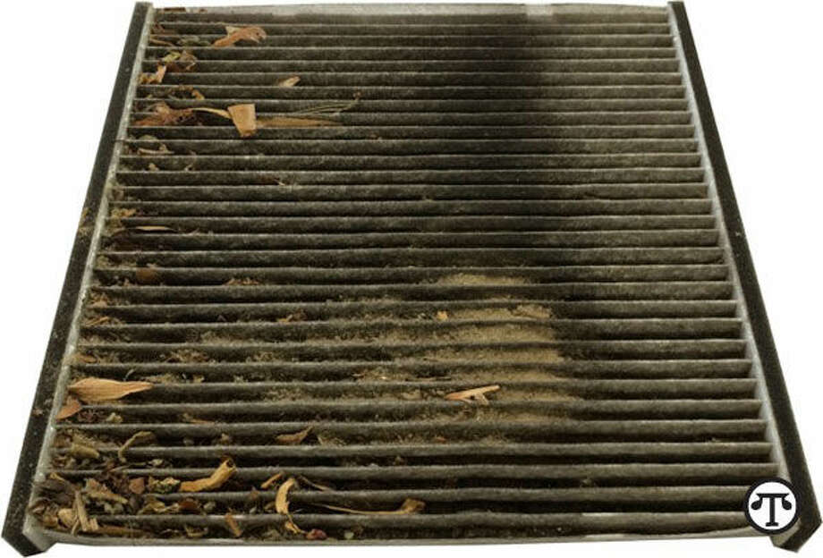 A dirty filter in your car can make for a more expensive, less comfortable ride. (NAPS)