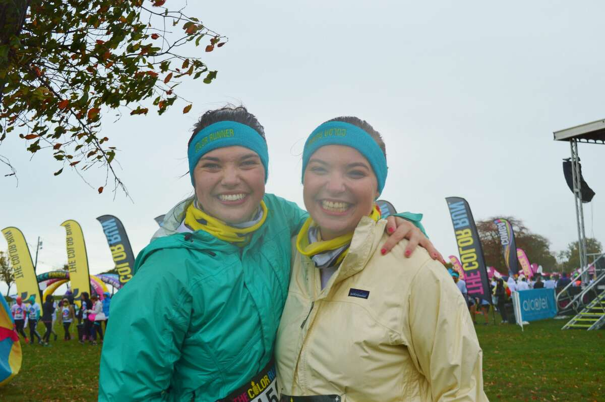 The Color Run Tropicolor World Tour 2016 came to Bridgeport?'s Seaside Park on October 22, 2016. Participants ran a 5K and splashed each other with neon colors. Were you SEEN?