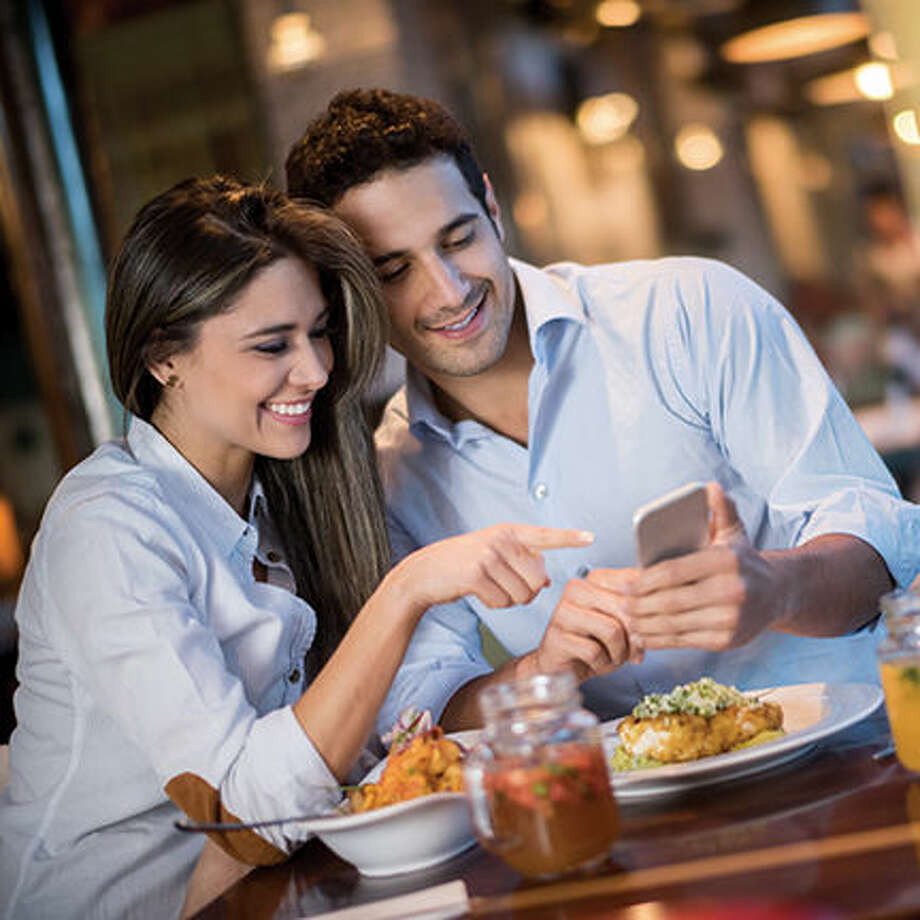 Tech Transforms Dining Out Experience