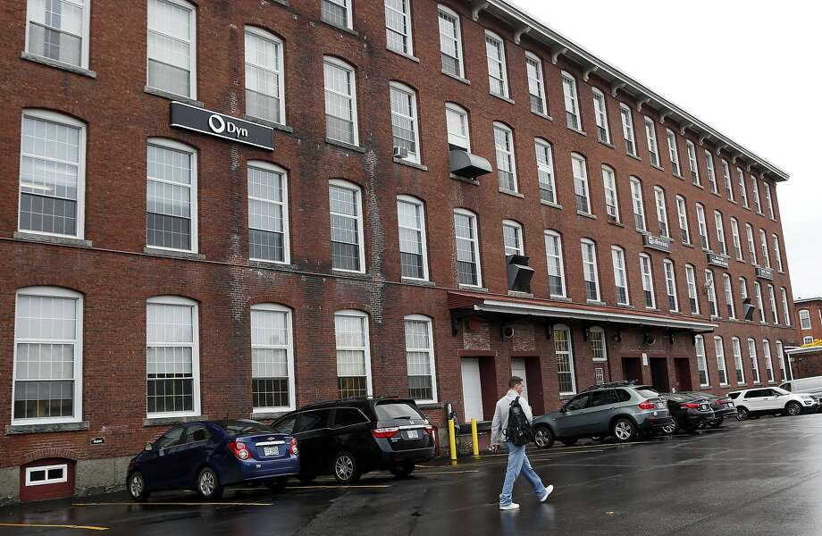 Dyn of Manchester, N.H., was the target of a major cyberattack. Photo: Jim Cole, Associated Press
