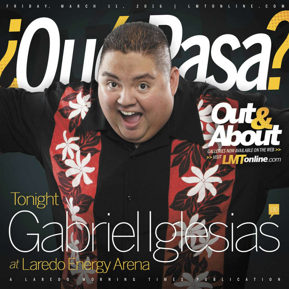 "Laredo Energy Arena welcomes Gabriel ""Fluffy"" Iglesias comedy tour tonight"