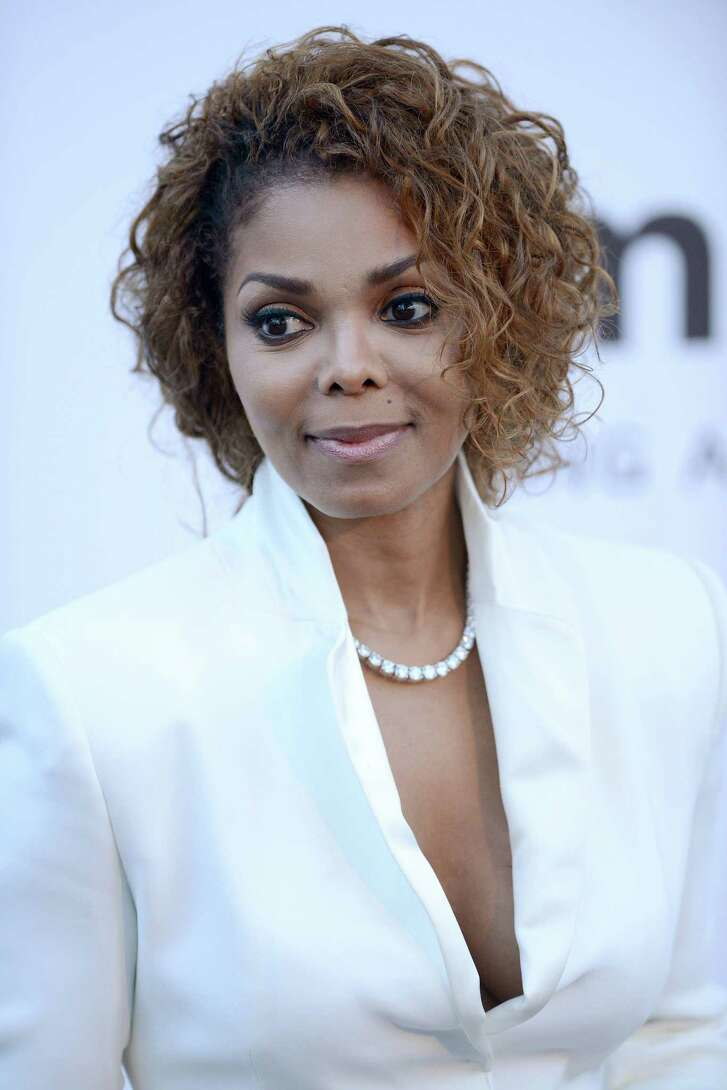Janet Jackson arriving at amfAR's 20th Annual Cinema Against AIDS event in May 2013 in Cannes, France. (Lionel Hahn/Abaca Press/TNS)