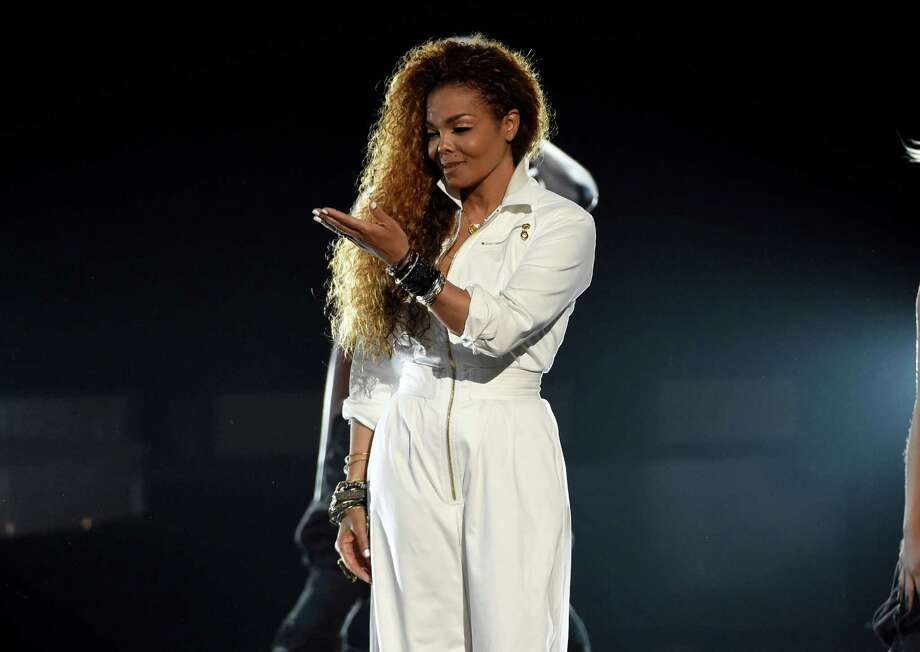 "FILE - In this June 28, 2015, file photo, Janet Jackson accepts the ultimate icon: music dance visual award at the BET Awards in Los Angeles. Spotify said on Oct. 20, 2016, that streams of Jackson's 1986 hit, ""Nasty,"" were up 250 percent a day after Republican Donald Trump called Democrat Hillary Clinton ""such a nasty woman"" during the final presidential debate. (Photo by Chris Pizzello/Invision/AP, File) Photo: Chris Pizzello, INVL / Invision"