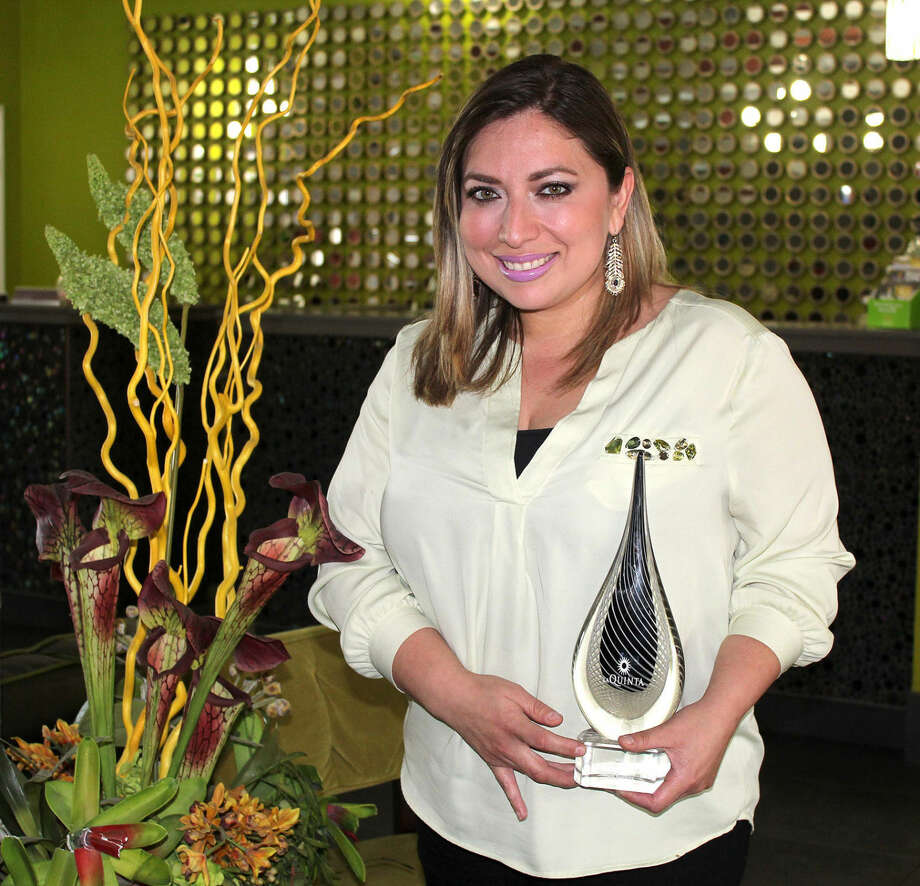 Magali Rodriguez, general manager of La Quinta Inn and Suites - Laredo Airport, was the recipient of the 2015 General Manager of the Year award for her region.