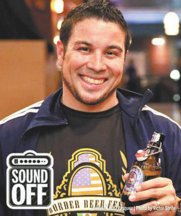 "SoundOff: Border Beer Fest's David ""Kash"" Vasquez"