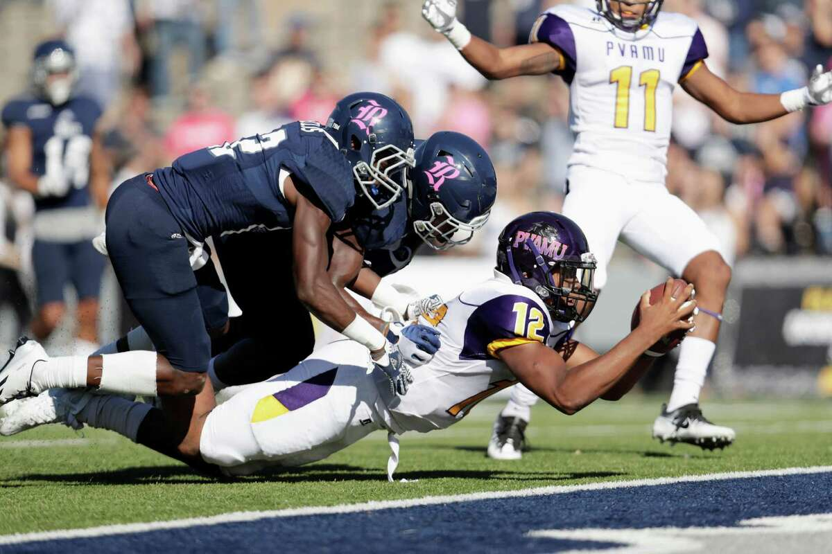 Prairie View A&M hopes touchdowns are as easy to come by Saturday as they were in last season's 57-7 win over Arkansas-Pine Bluff.