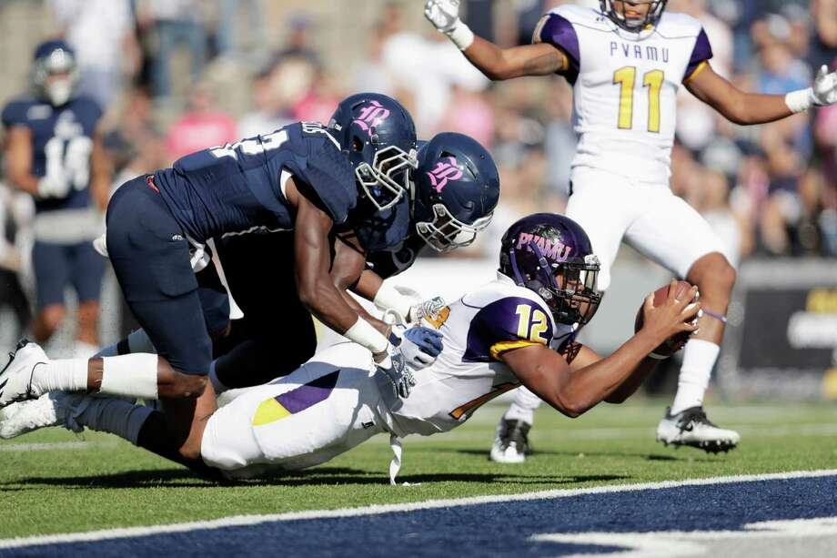 Prairie View A&M hopes touchdowns are as easy to come by Saturday as they were in last season's 57-7 win over Arkansas-Pine Bluff. Photo: For The Chronicle / Houston Chronicle
