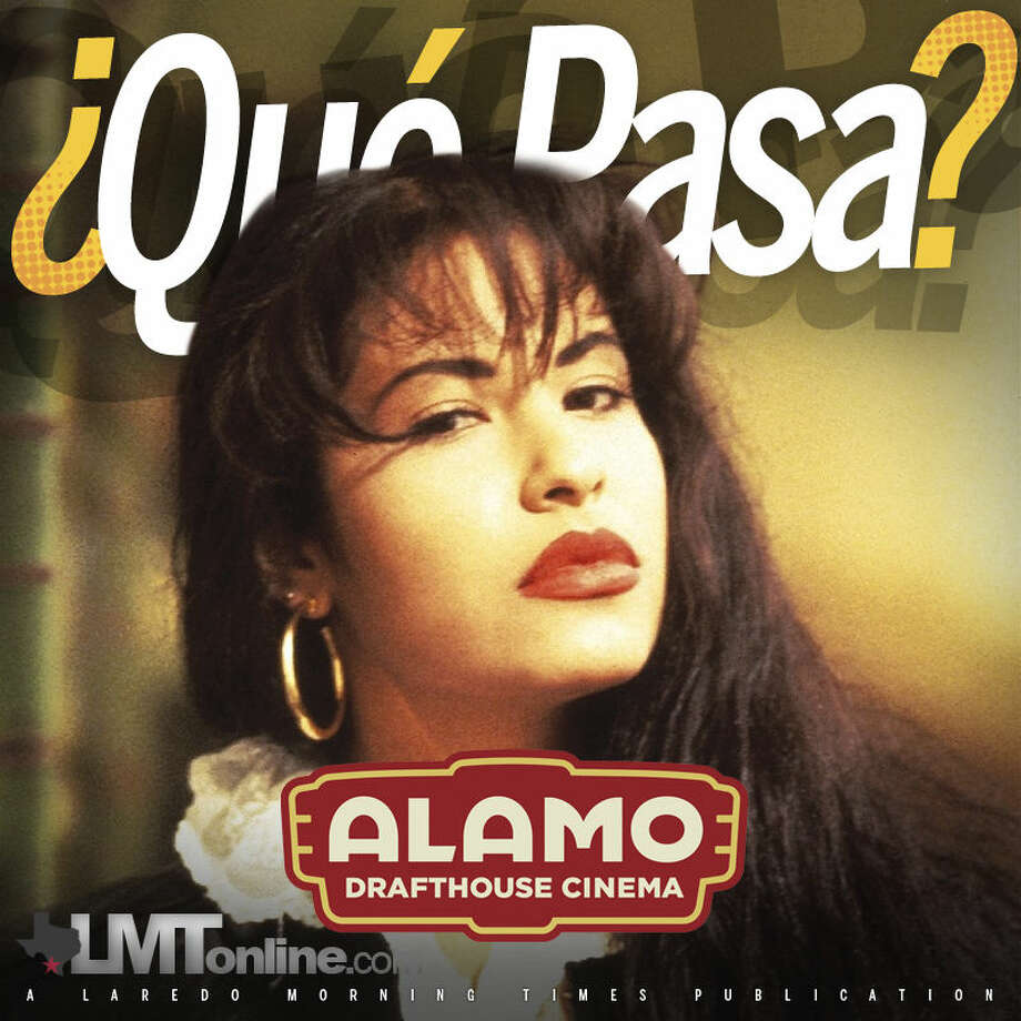 Alamo Drafthouse Laredo will pay tribute to Tejano icon Selena on April 16.