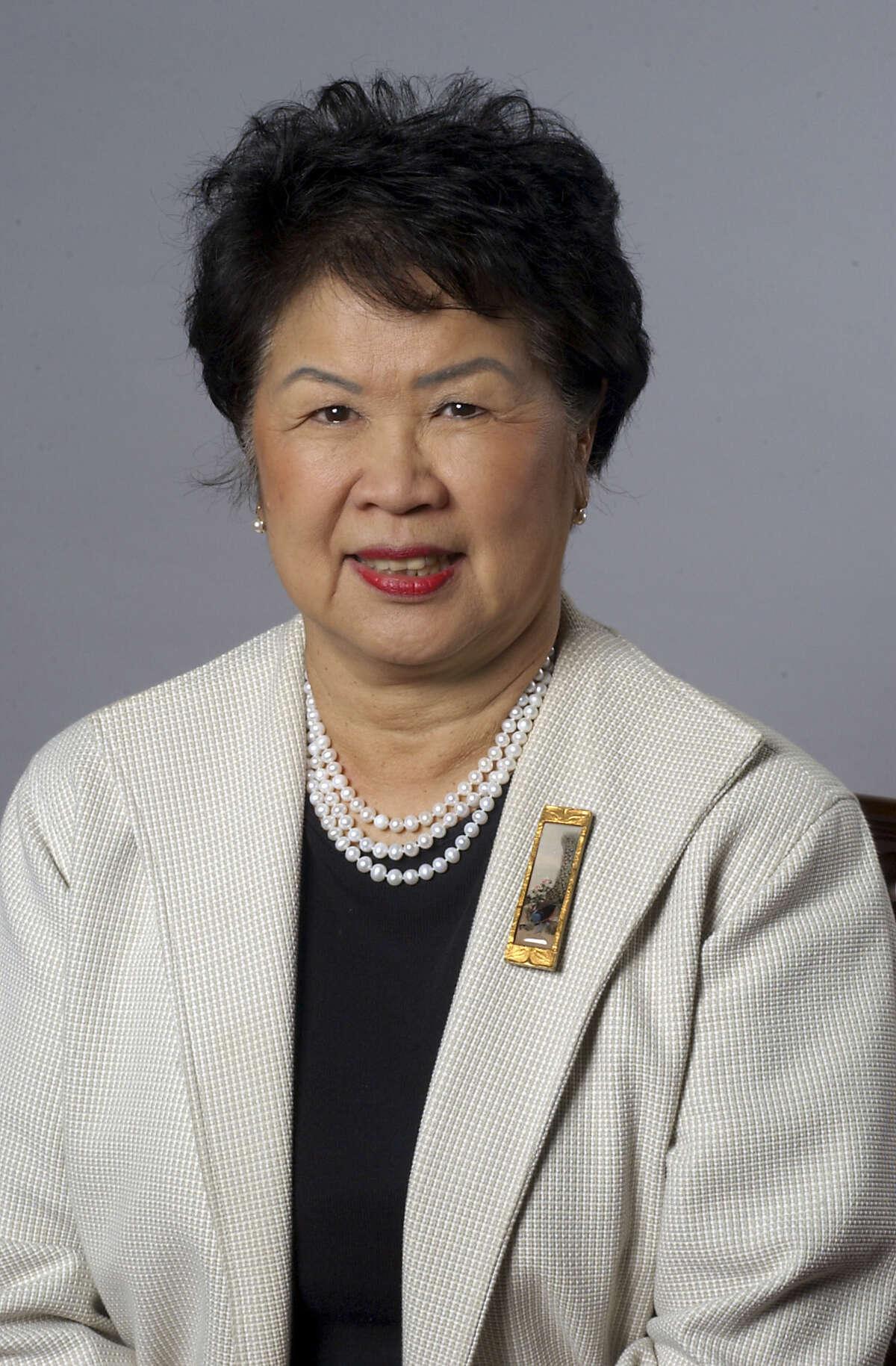 Rep. Martha Wong, R-Houston, on Monday, January 24, 2005. (AP Photo)