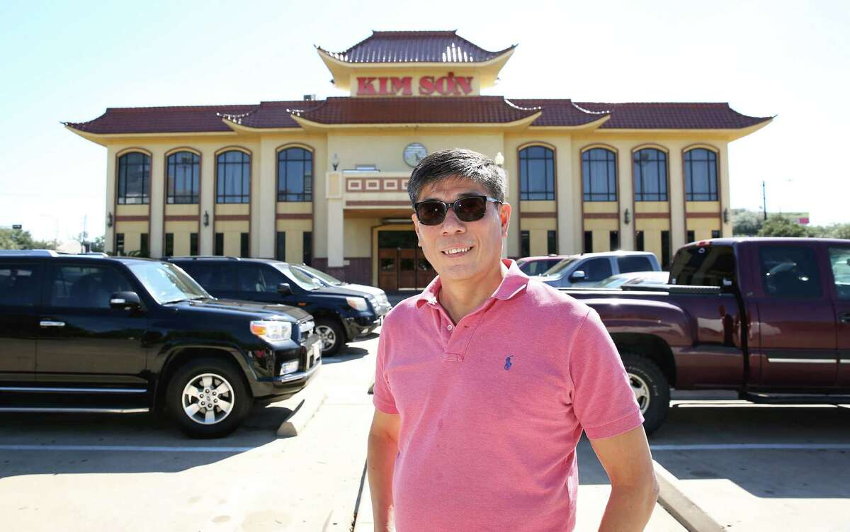 Tri Minh La, co-owner of Kim Son restaurants, cast his first presidential ballot in 1992 for George H.W. Bush. But this election, he will be joining the majority of Asian-American Texans who say they be voting for Hillary Clinton.