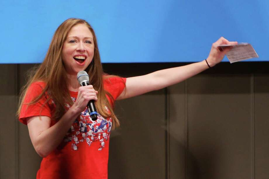 Chelsea Clinton speaks at a Get Out the Vote rally at Seattle Town Hall.  The Democrats ran a Seattle-centric campaign and lost contested Legislative races in Pierce County, Clark County, Cowlitz and Grays Harbor Counties, and Island County.  Photo: SEATTLEPI.COM / SEATTLEPI.COM
