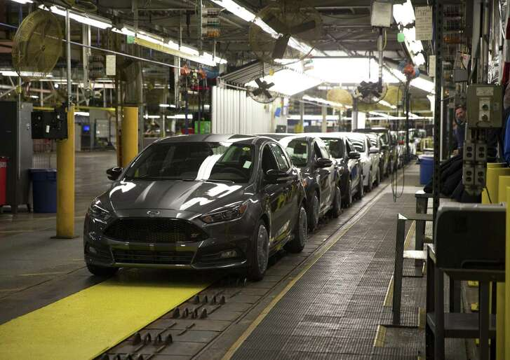 The American appetite for trucks and SUVs is a reason Ford is keeping 3,700 jobs at the Michigan plant. But Ford can't afford to build small cars there and is looking to shift production of cars such as the Focus to Mexico.