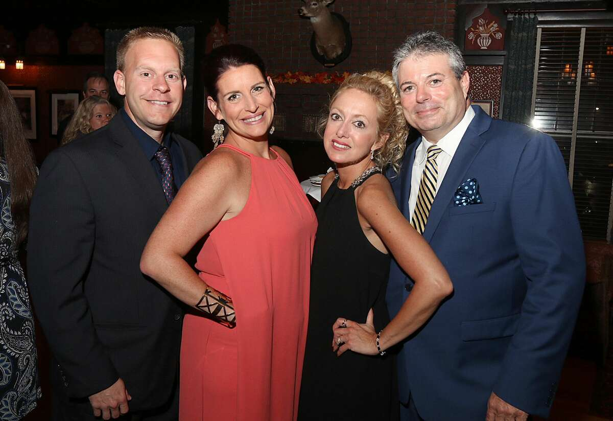 Were you Seen at the Autumn Mix and Mingle event, a benefit for the Cystic Fibrosis Foundation held at the Fort Orange Club in Albany on Saturday, Oct. 22, 2016?