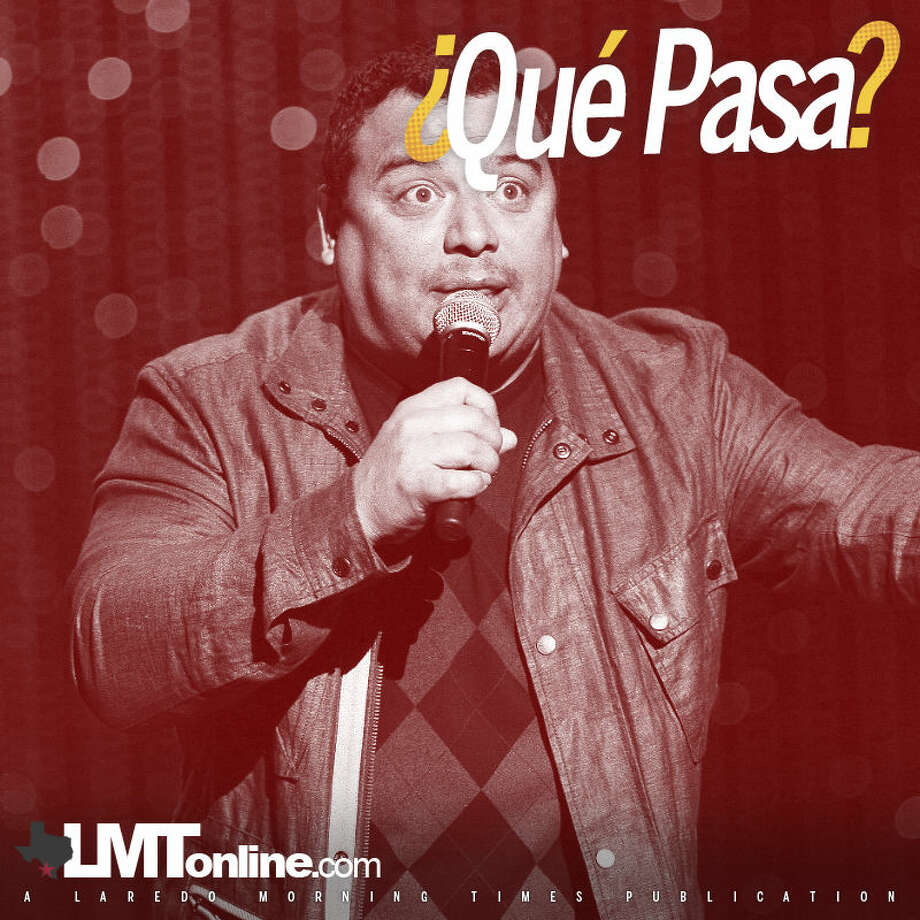 Carlos Mencia will return to Laredo on Saturday, performing at the Laredo Energy Arena's club annex.