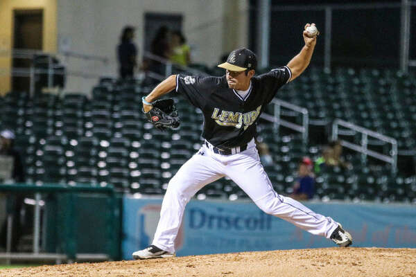 Luis Pollorena picked up his fourth relief victory of the season as the Lemurs won 8-5 on Friday over Joplin.