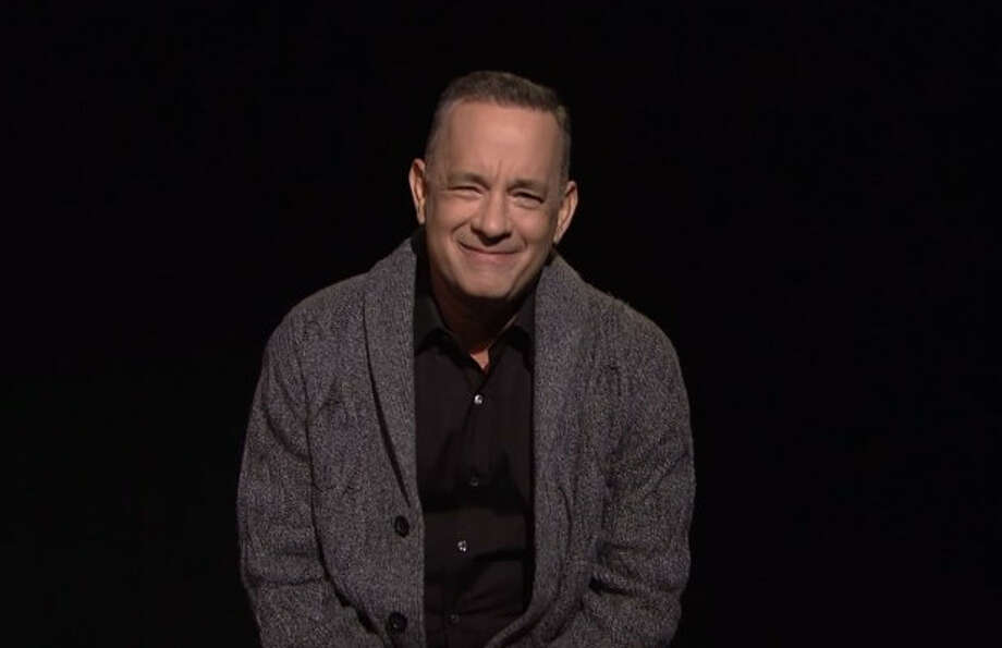 Check Out Tom Hanks Giving 'SNL' Opening Monologue as ...
