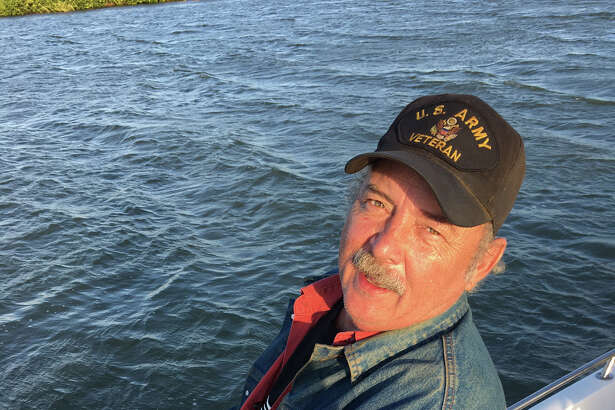 Gerald Browne, an Army veteran of Houston suffering from terminal cancer, was given the opportunity for an outdoor adventure by Cleveland-based Wicked Water Outfitters.