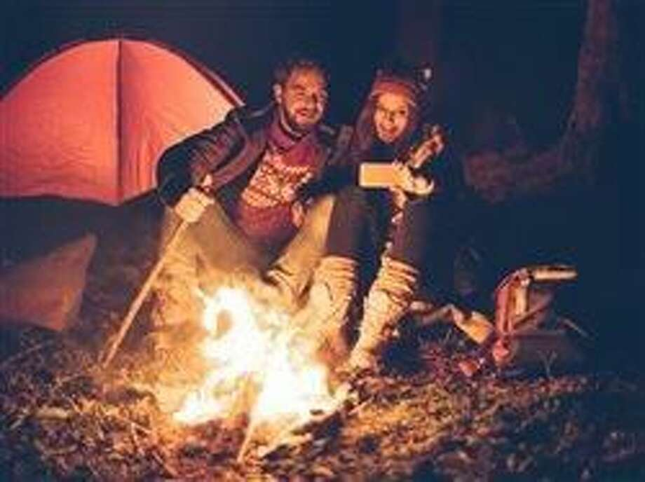 4 Techy Tips For The Ultimate Fall Camping Experience