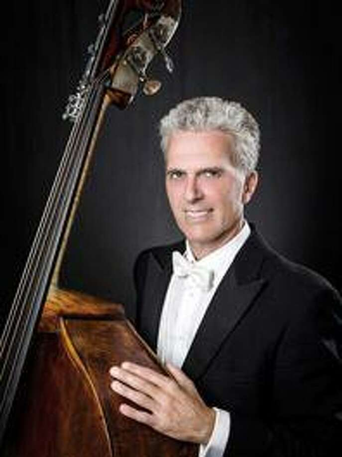 Timothy Cobb, principal bass of the New York Philharmonic, will be a guest artist with the Chamber Players of the Greenwich Symphony at their Nov. 13 and 14 concerts. Photo: Contributed / Contributed Photo / Greenwich Time Contributed