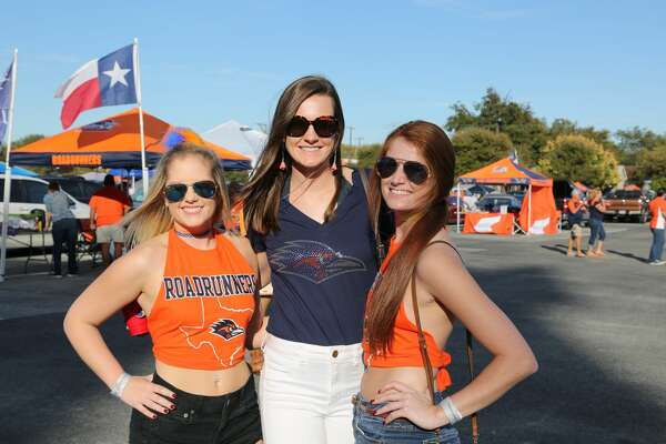 Fans needed no extra motivation other than their passion for UTSA football to fill the parking lot of the Alamodome Saturday, Oct. 22, 2016, for pregame madness for what would be a historic game.