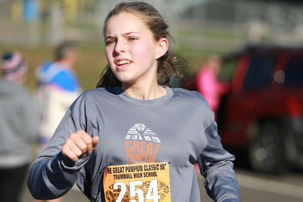 Trumbull's 26th annual Great Pumpkin Classic walk/run was held at Trumbull High School on October 23, 2016. The event raises money for Trumbull High School student scholarships. Were you SEEN?