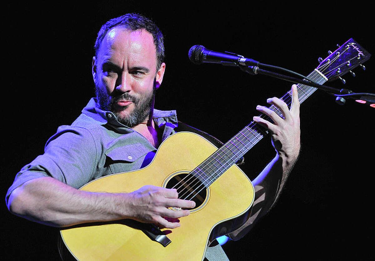 48. Dave Matthews Band - 34.5 million units