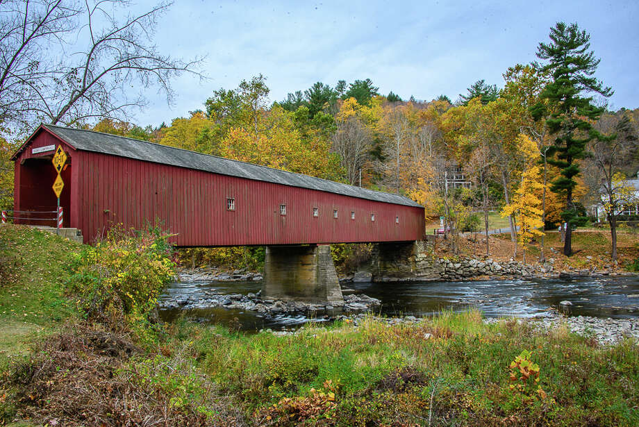 Just as the autumn leaves are reaching their peak color, Connecticut's 
