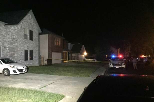 Bexar County sheriff's deputies found a woman had died while making a welfare check Sunday evening, Oct. 23, 2016.
