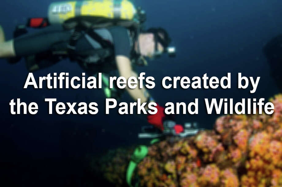 / Texas Parks and Wildlife Department - Artificial Reef Program