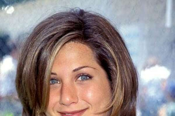 "Jennifer Aniston: Though she now wears her hair long and straight, Aniston is best known for The Rachel, a medium-length layered look named after the character she played on ""Friends."""