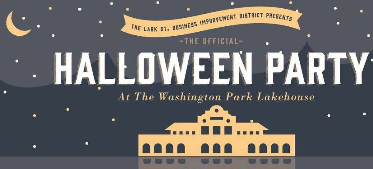 Annual Halloween Party at the Lake House. When: Friday, Oct 29, 8PM - 12AM. What: Your ticket gets you live music, open bar (beer, wine and cider), costume contests and more. Presented by Lark Street BID. Where: The Lakehouse in Washington Park, Albany. Click here for more info.