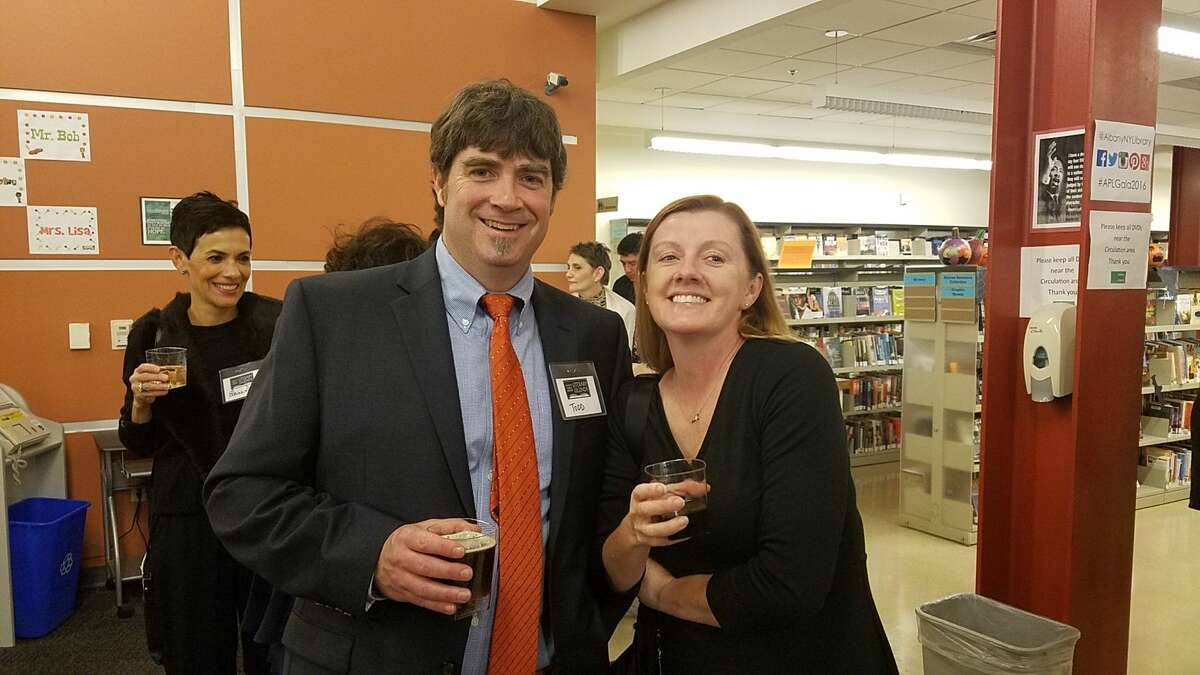 Were you Seen at Albany Public Library Foundation's third annual Literary Legends Gala honoring authors Marion Roach-Smith and Leonard A. Slade, Jr. on Saturday, Oct. 22, 2016? This year's event was held at the Arbor Hill / West Hill Branch.