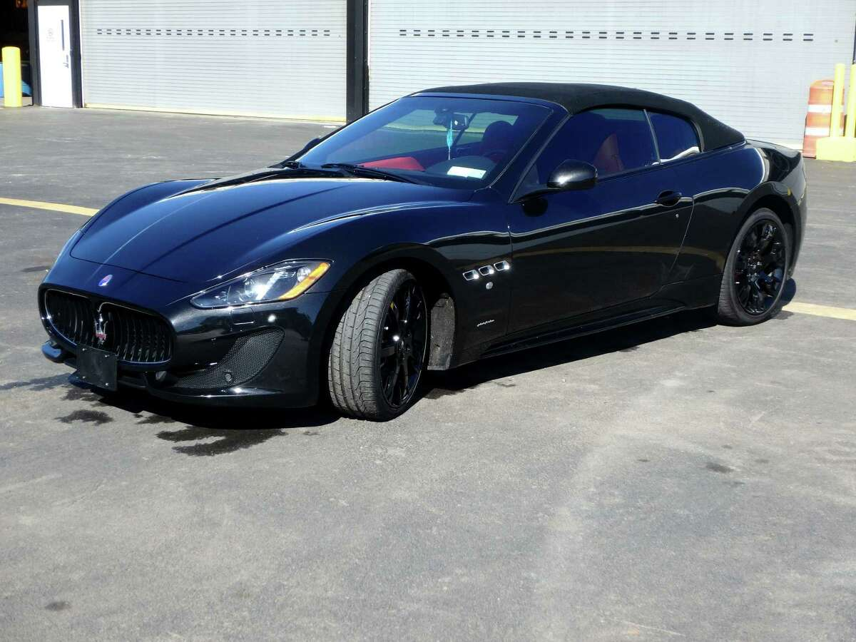 This 2014 Maserati Gran Turismo is listed for auction by the Office of General Services. It was seized by the Attorney General?'s Office in 2014 following an investigation into a $9.9 million Medicaid fraud case in the Bronx. Proceeds from the sale of the two cars will be transferred to the Attorney General?'s Medicaid Fraud Unit. The auction scheduled to start at 9:30 a.m. Wednesday, Nov. 2 at the Harriman State Office Building Campus in Albany. Items being sold will be available for inspection starting at 8 a.m. on the day of the auction. (OGS)