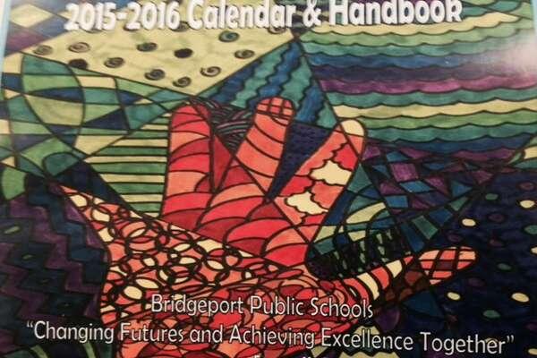 2015-16 Bridgeport School District calendar created by city students