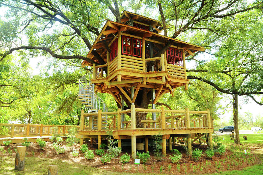 bridgeland has added a life size tree house to its growing list
