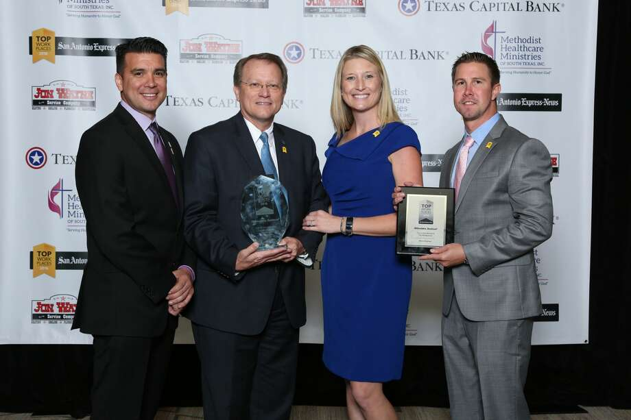 2016 Top Workplaces Luncheon Photo: San Antonio Express-News