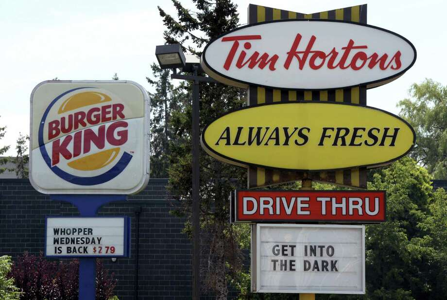 Restaurant Brands International Inc., owner of the Burger King and Tim Hortons chains, reported that same-store sales dropped 0.5 percent in North America in the third quarter, trailing analysts' projections that they'd rise by that same percentage. Meanwhile, the chain's results topped expectations in all of its international units, including strong performances in Brazil, Argentina and China. Photo: Associated Press /File Photo / The Canadian Press