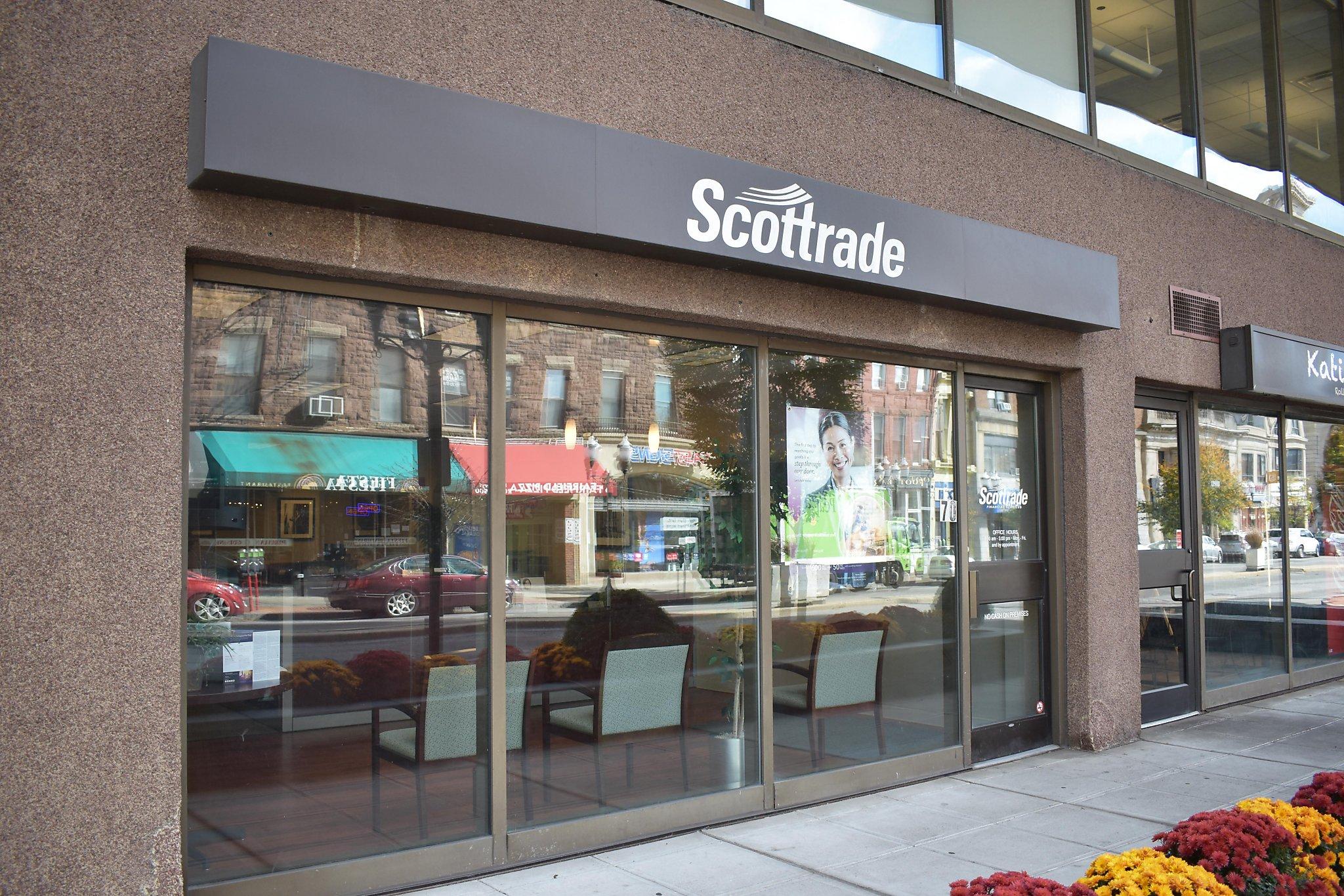 Td Ameritrade Buying Scottrade For 4 Billion Seattlepi Com