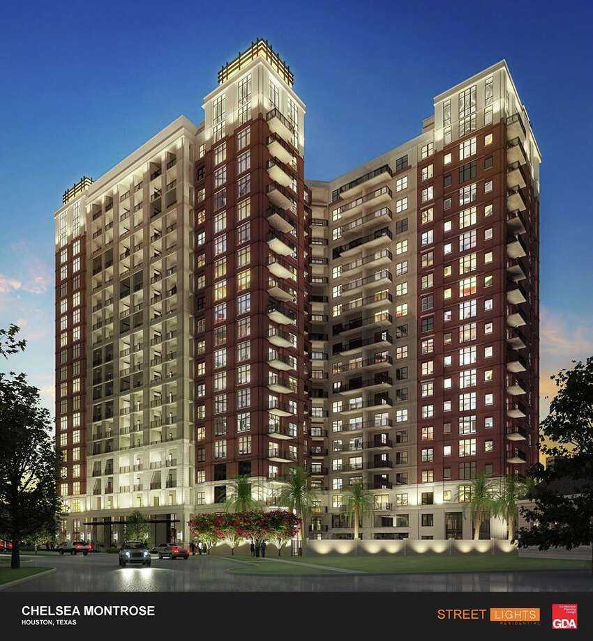 Many new developments, including The Carter, in Montrose, target high-end renters. Photo: Courtesy