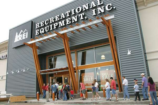 REI opened its northwest Houston Willowbrook store in October 2004. A store will open this fall in Baybrook Mall.